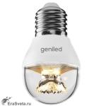 Лампа светодиодная Е27 G45 8W 2700K Линза