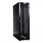 Шкаф 42U ШТК-С Проф серверный 600х1000 две перфорированные двери