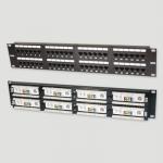 Коммутауционная панель UTP 5е категории 48хRj45