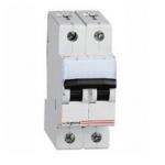 Автоматический выключатель двухполюсный 16А Тип С ТХ³.