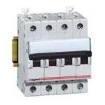 Автоматический выключатель четырехполюсный 10А тип С ТХ³ 6000-10кА.