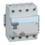 Выключатель дифференциального тока четырехполюсный 40А 300мА тип АС ТХ³.
