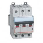 Автоматический выключатель трехполюсный 10А тип B DX³ 10000-16кА