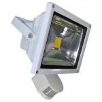 Светодиодный прожектор СДП-Д20W с датчиком движения и освещенности
